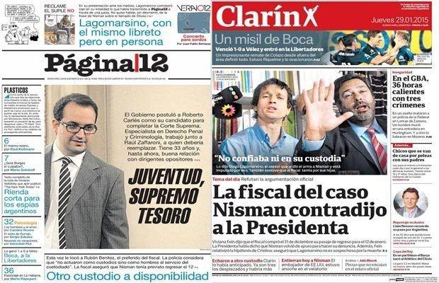 Novedades en el caso Nisman