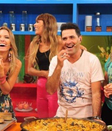 "Mudanza gastronómica: Iúdica se lleva la ""Cocina del Show"" a Telefe"