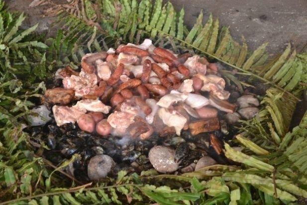 receta curanto patagonia