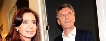 Bajo el mismo cielo que Cristina: Macri comenzó su gira patagónica e irá a Santa Cruz
