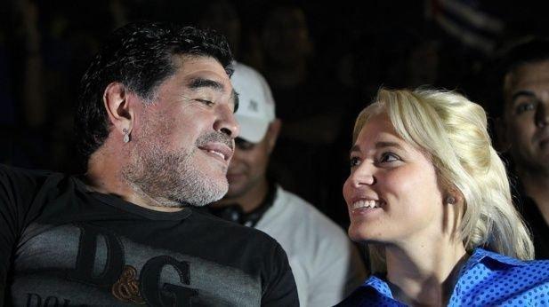 Rocío Oliva confirmó su separación 'definitiva' de Maradona.