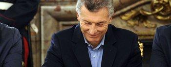 Macri anunció que reglamentará la extinción de dominio mediante un Decreto de Necesidad y Urgencia