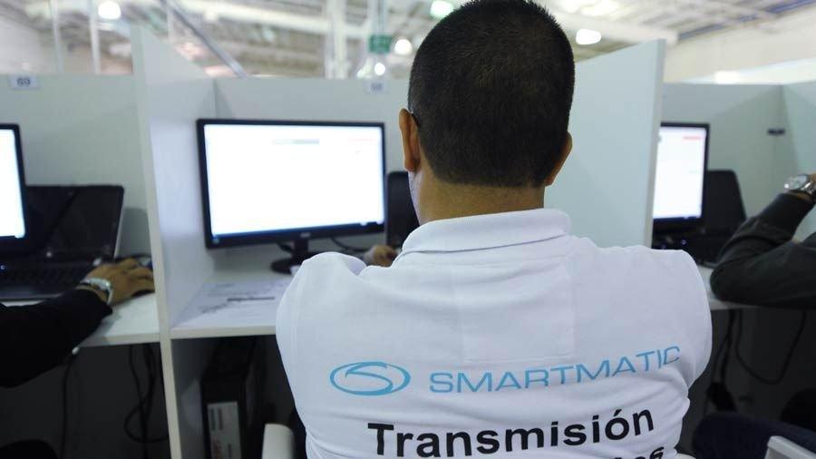 Smartmatic proveerá el software con el que se transmitirán los datos de la elección.
