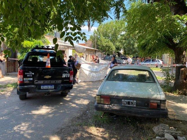 Crímenes en Rosario: Acribillan a un joven de 27 años