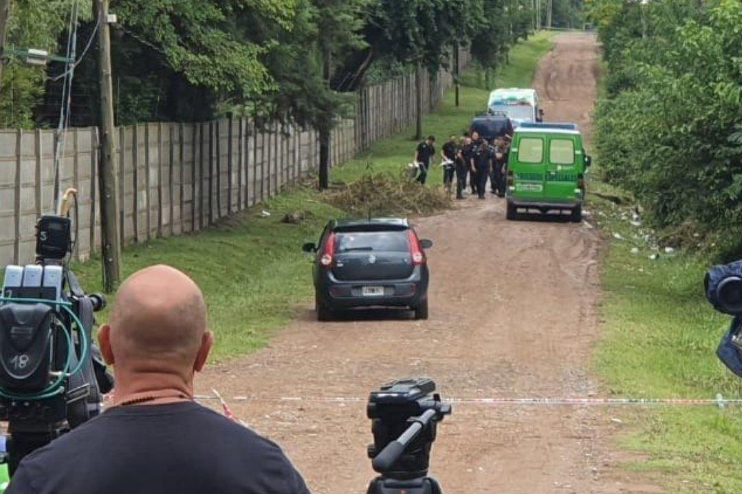 Encontraron el cuerpo de Ezequiel Núñez, el remisero desaparecido en Benavídez el miércoles