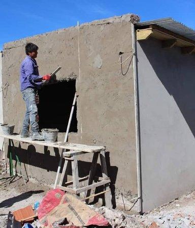 """""""En lo moral no estamos de acuerdo con las tomas"""": el plan de los Sin Techo para generar vivienda y trabajo"""