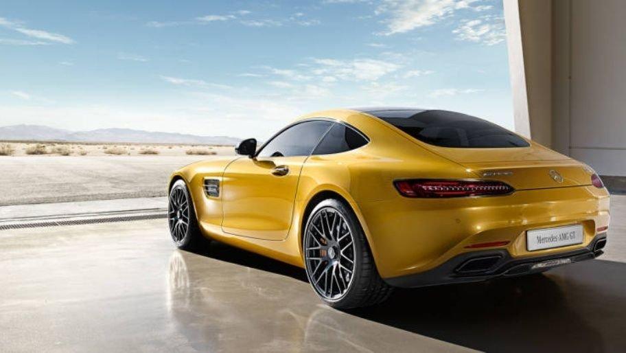 Amante de los fierros: Mercedes Benz AMG GTS