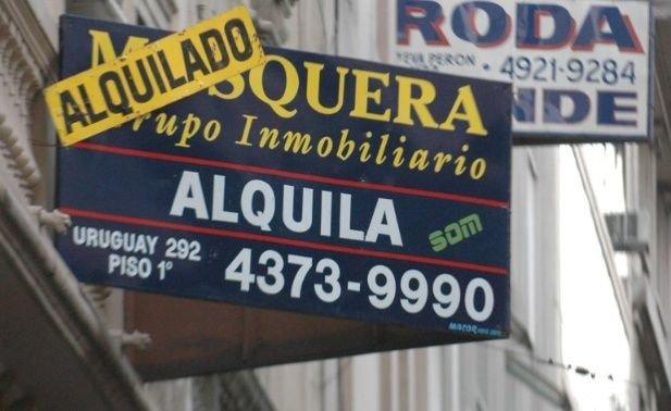 Alquilar es un 46 por ciento más caro en promedio, según la ONG Inquilinos Agrupados.