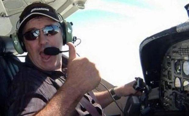 David Ibbotson era el piloto que volaba el avión en el que murió Emiliano Sala.