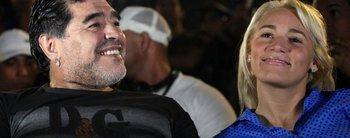 De contra: la estrategia judicial de Rocío Oliva contra Diego Maradona por seis millones de dólares