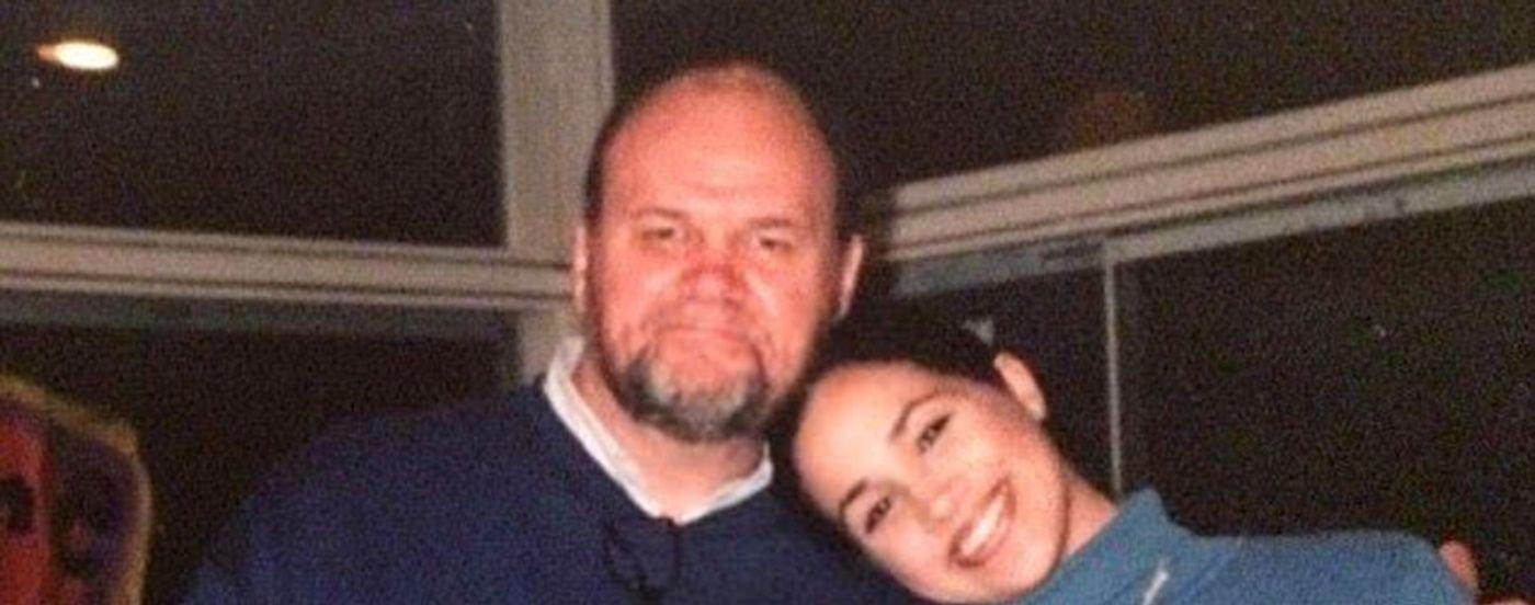 Sigue el escándalo real: la nueva exigencia del papá de Meghan Markle