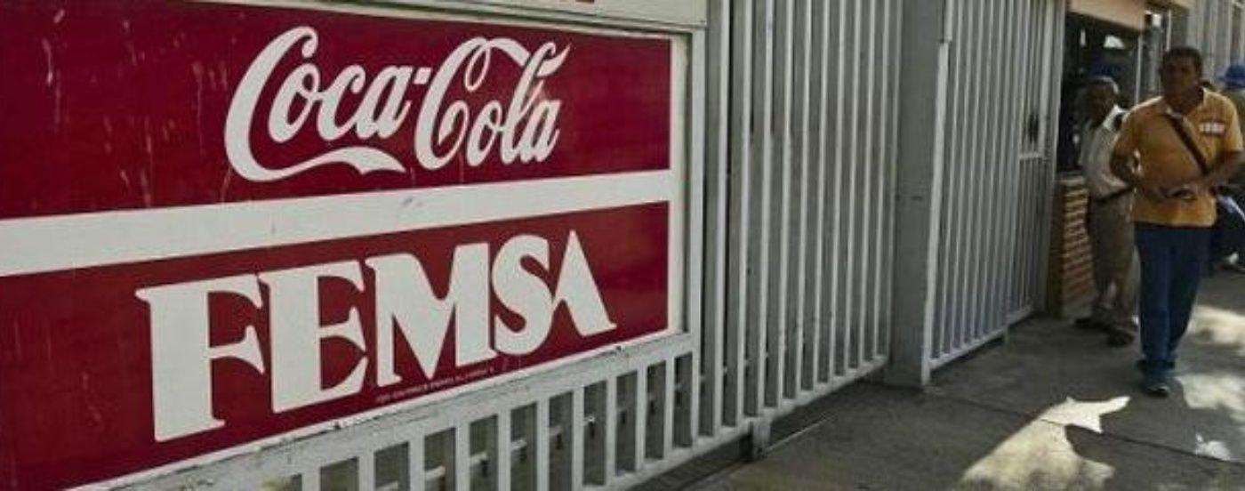 Coca Cola sin gas: Femsa, la principal embotelladora, pidió un procedimiento preventivo de crisis