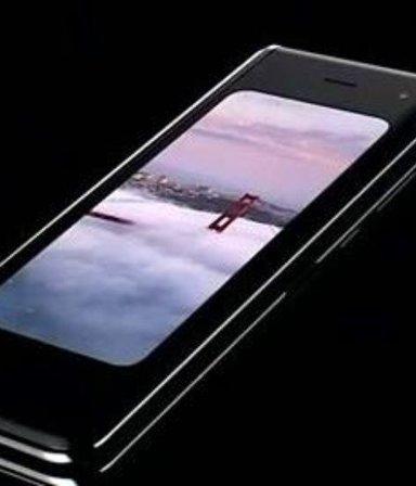 Cómo es el costoso Galaxy Fold, el primer teléfono plegable que sale el doble que un smartphone