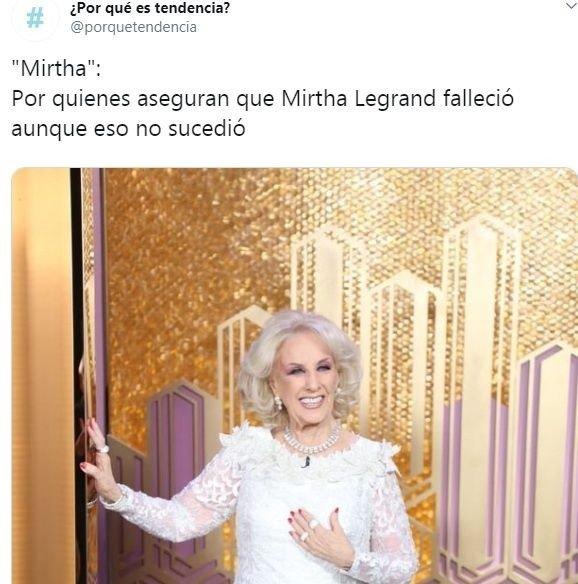 Mirtha Legrand ya tiene fecha para su regreso a la TV