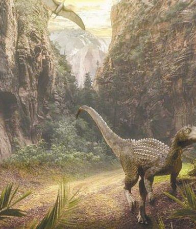 """No, no es chiste: aseguran que los dinosaurios se extinguieron por """"la nube de Oort"""""""