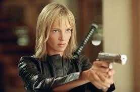 Juventud, divino tesoro: joven en Kill Bill.