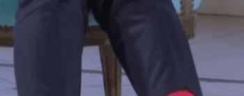 Da para todo: por qué Mauricio Macri se vistió con medias de diferentes colores