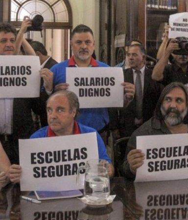 Claves de la semana: el discurso de Macri, el paro docente y  la cesárea de la niña abusada
