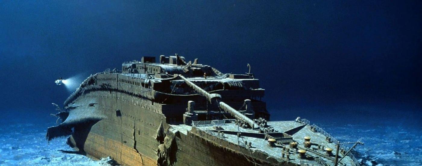 """La misión secreta de la Guerra Fría que Ronald Reagan """"tapó"""" con el hallazgo del Titanic"""