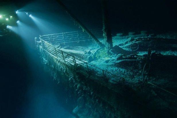 Posteriores misiones permitieron tomar mejores imágenes del Titanic.