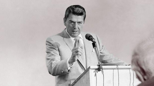 La misión secreta fue encargada y aprobada por Ronald Reagan.