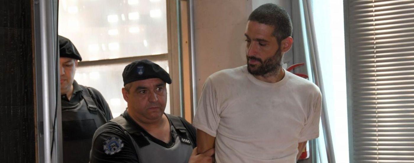 El asesino de las turistas israelíes actúa como gato en la cárcel: quieren que vaya a un psiquiátrico