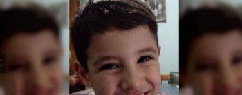 """""""Mamá, te extrañé mucho"""": así encontraron al nene de 5 años perdido en el desierto de San Juan"""