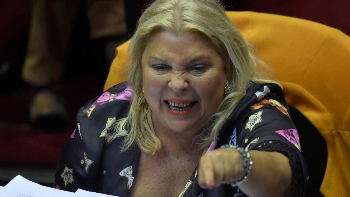 Lilita descarriló: de su furia contra Garavano a las críticas contra CFK y el juez que investiga a Stornelli