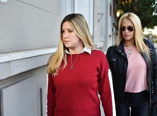 Sol Martínez, la ex mejor amiga de Nahir, declaró en el juicio y la complicó.