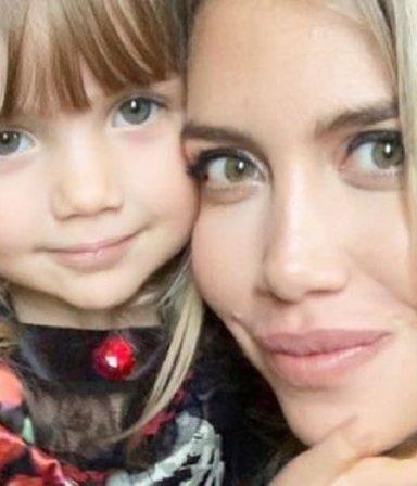 El video de la hija menor de Wanda e Icardi a sus compañeritos de jardín en plena cuarentena por Coronavirus