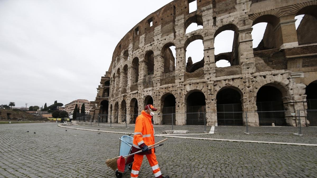 Italia supera a China en cantidad de personas muertas por coronavirus