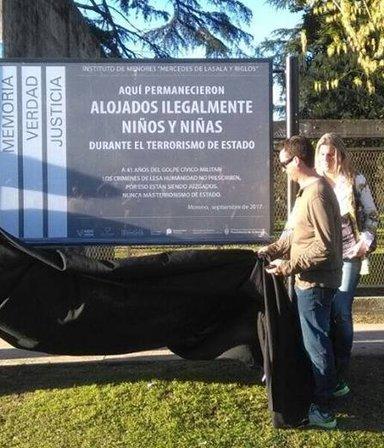 La historia del Riglos, el instituto de niños al que fueron llevados hijos de desaparecidos