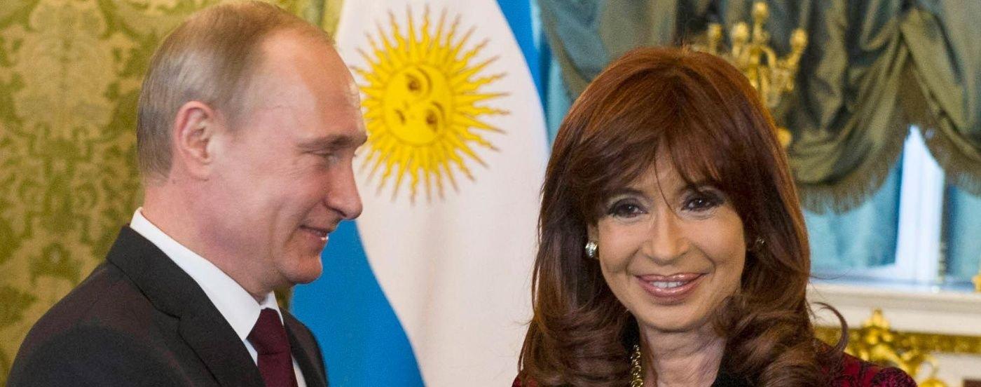 CFK y Putin confirman la construcción de una central nuclear