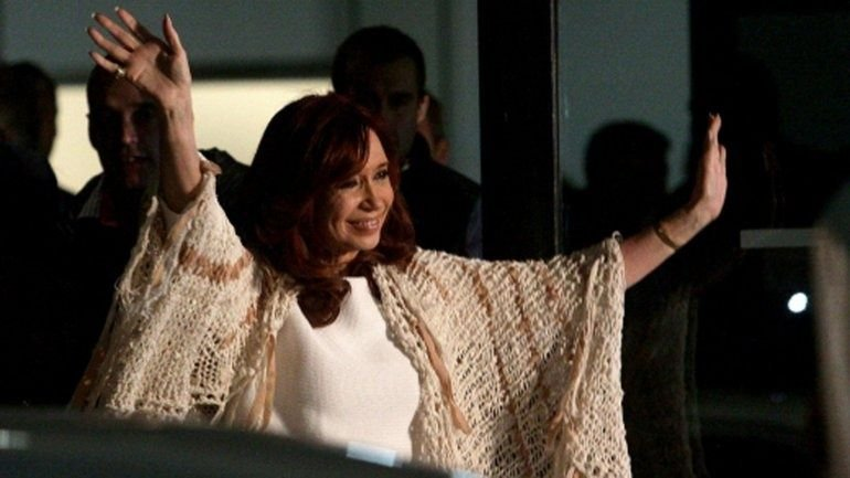 Cristina Kirchner fue vinculada a los Panamá Papers.