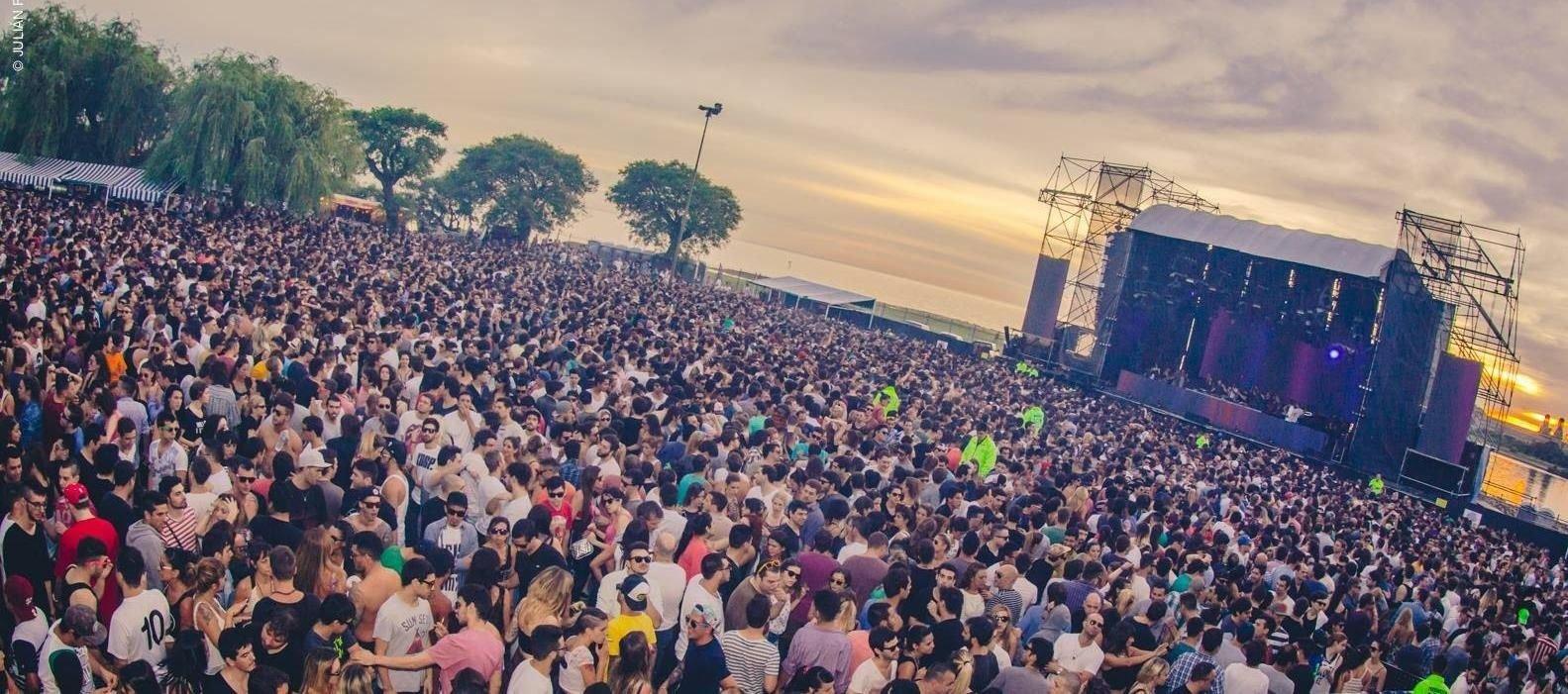Después de Time Warp: suspensión de festivales y reclamo de seguridad en el Obelisco