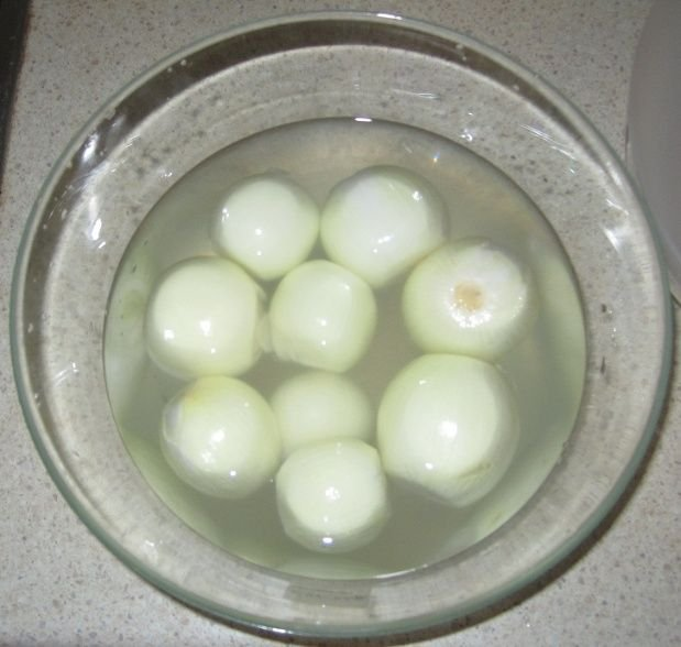 cebolla agua