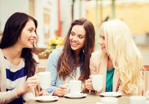 Café y amigas