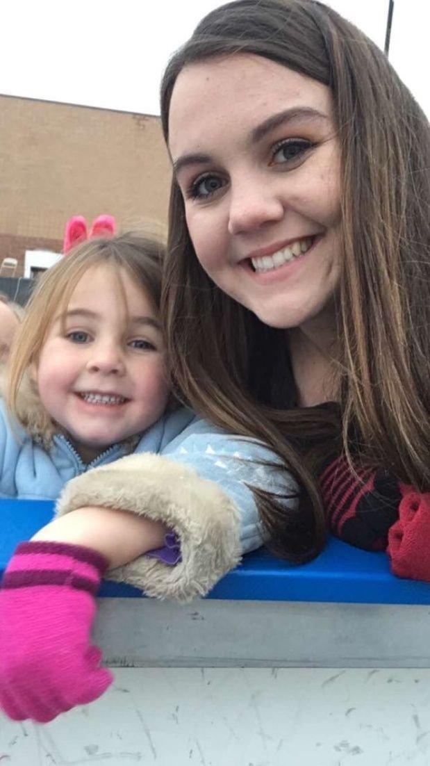 Valerie y su hermana