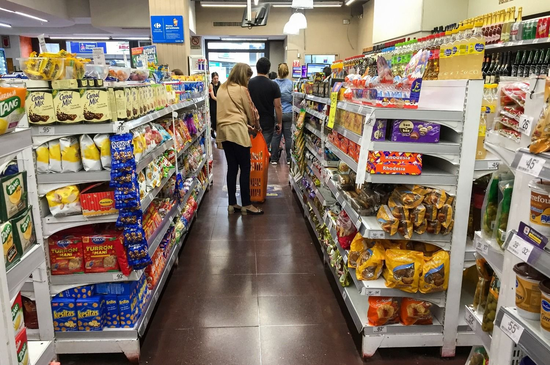 Descuentos en supermercados para asignación universal por hijo y jubilados — Anses