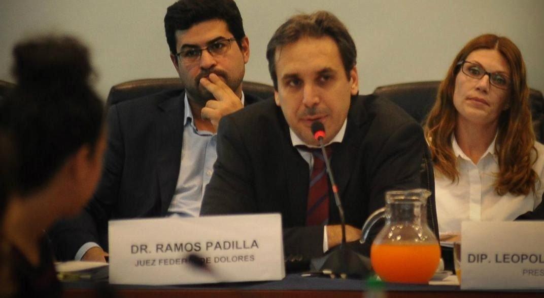 La Cámara Federal de Mar del Plata ratificó a Ramos Padilla en la causa de extorsión y espionaje