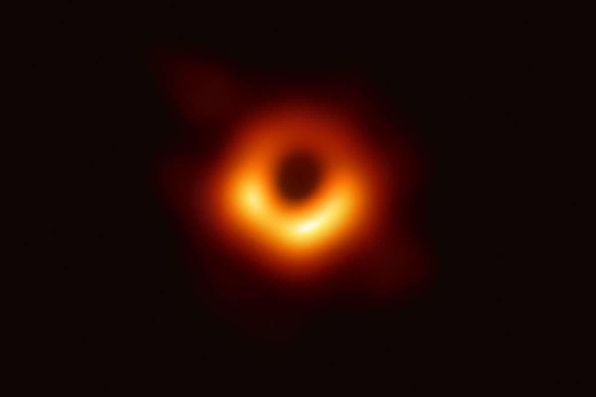 "La historia secreta detrás de la primera foto del agujero negro: ""Fue espantoso"""