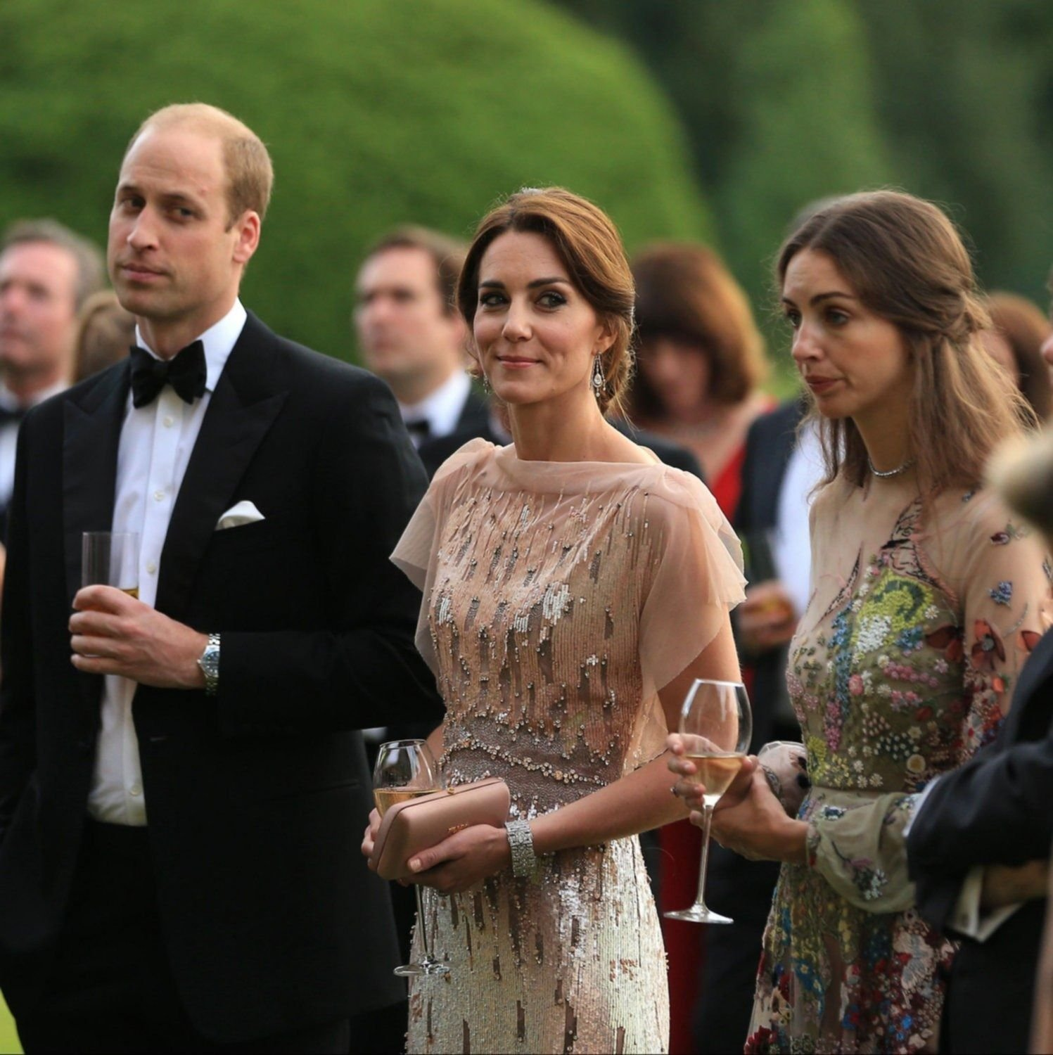 La medida del Príncipe William ante rumores de infidelidad hacia Kate Middleton
