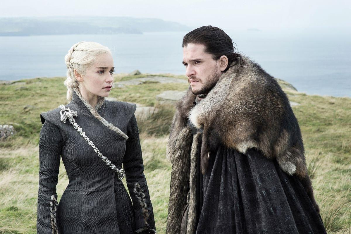 ¿Sobrevivirá el romance entre Jon y Daenerys?