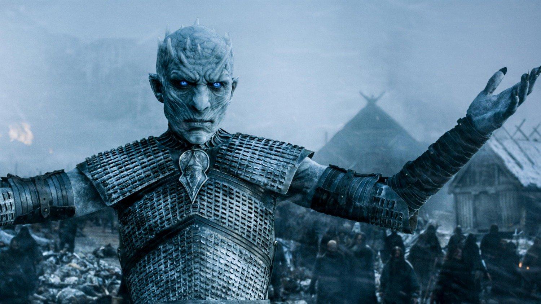 El Night's King, la máxima amenaza de la última temporada.
