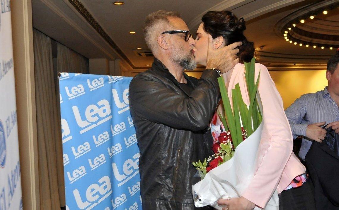Amigos, familiares y mucha privacidad: los detalles del casamiento de Jorge Rial y Romina Pereiro