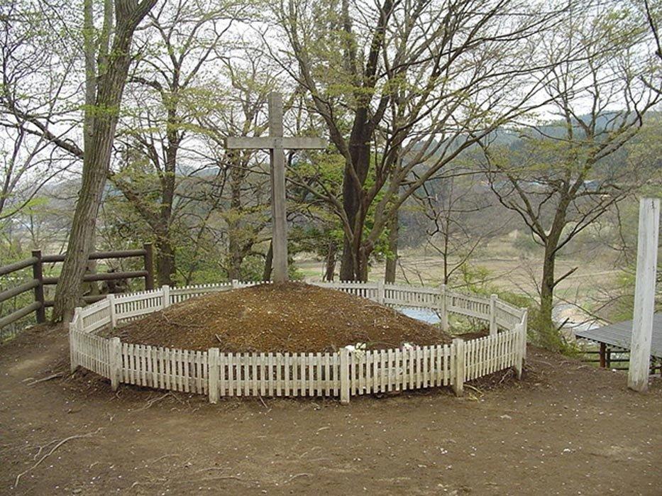 La leyenda que asegura que Jesús fue enterrado en Japón, donde se casó y tuvo tres hijas