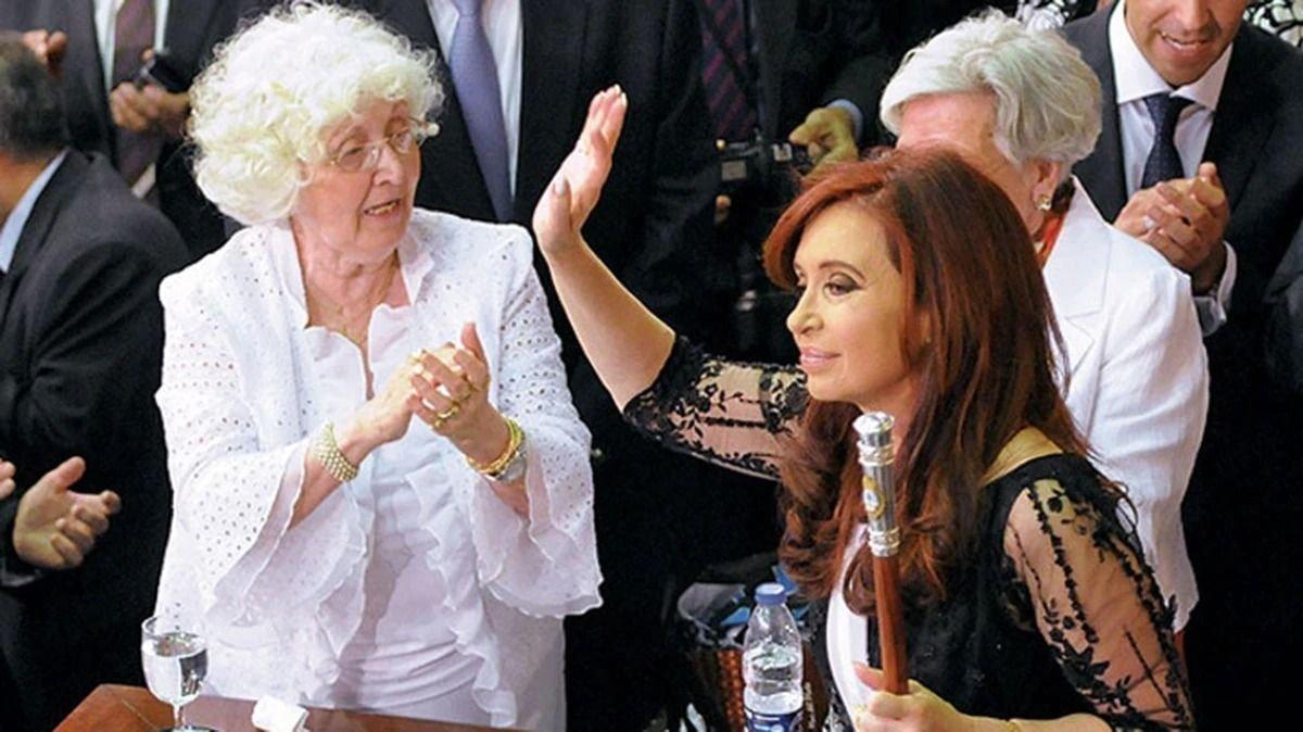Murió Ofelia Wilhelm, la madre de Cristina Fernández de Kirchner