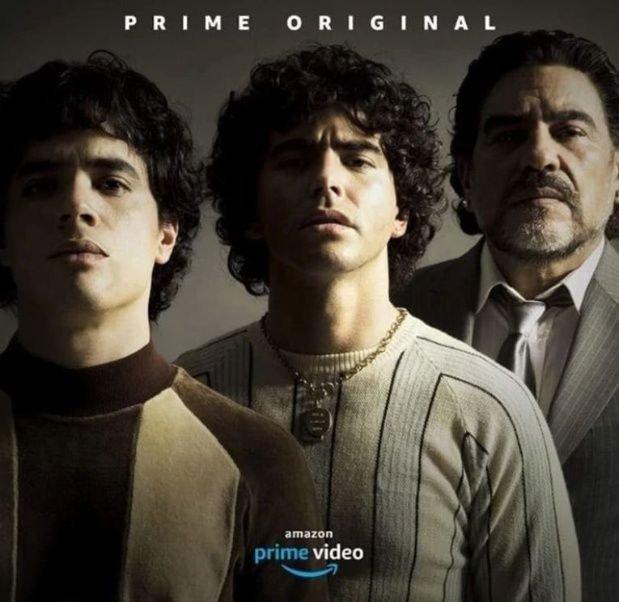 Revelan primer trailer del documental sobre la vida de Maradona