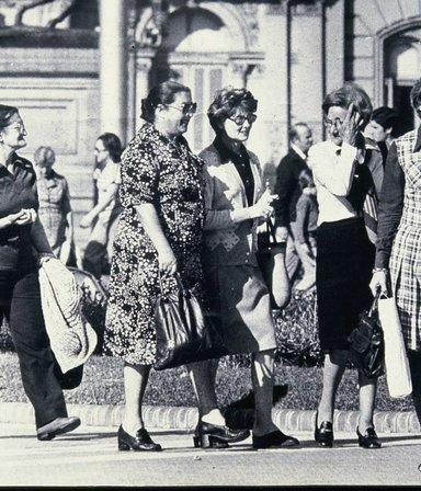 42 años de caminar por la memoria: de la primera ronda de las Madres a la traición de Astiz