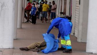 Horror: así denuncian los ecuatorianos la existencia de miles de cadáveres en las calles y la falta de respuesta del Gobierno